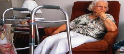 Le marché de l'assurance-dépendance se développe bien en France - Source de l'image: http://www.news-assurances.com