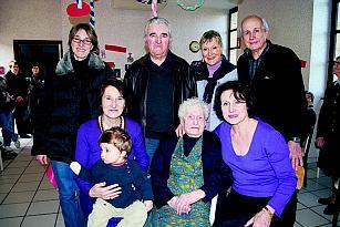 La centenaire du foyer logement : Henriette Vinel - Source de l'Image : http://www.midilibre.com