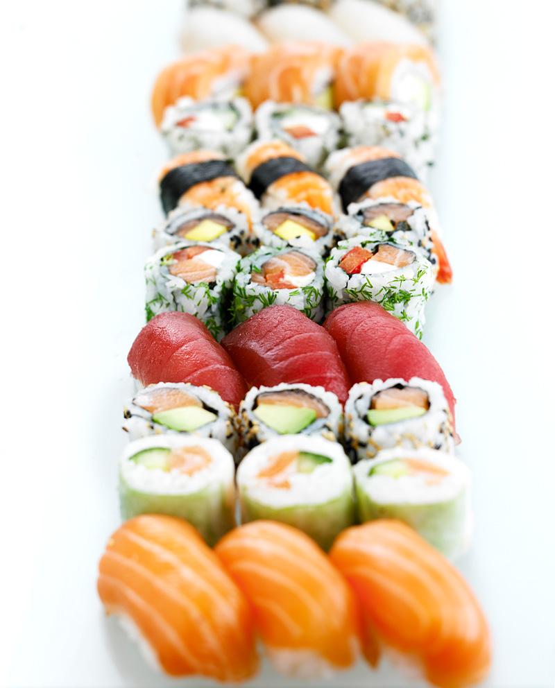 Des sushis pour les seniors - Source de l'Image : http://www.sushi-parisien.fr