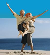 Les seniors globe-trotters, un phénomène - Source de l'Image : http://marochorizon.com