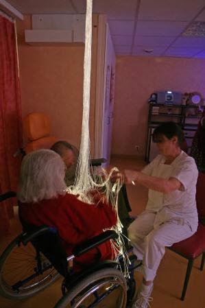 Saint-Amand-Les-Eaux : Nouvelle espace détente pour les malades d'Alzheimer - Source de l'image : http://www.capgeris.com