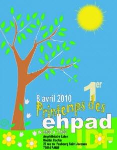 Un Printemps des Ehpad : un congrès sur la prise en charge des seniors dépendants - Source de l'image : http://www.santelog.com